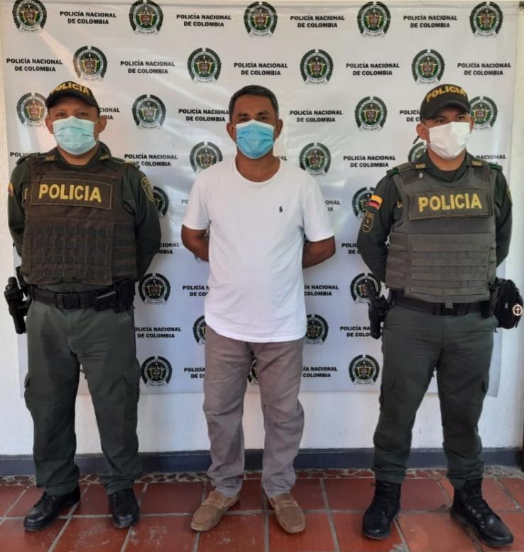 hoyennoticia.com, A la cárcel hombre buscado por homicidio  agravado, hurto calificado y agravado