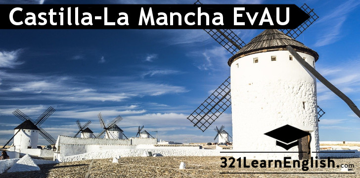 EvAU - Selectividad Castilla-La Mancha - Use of English - rephrasing (1)