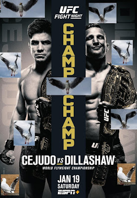 UFC Fight Night Cejudo Vs. Dillashaw 2019 Custom HD Latino