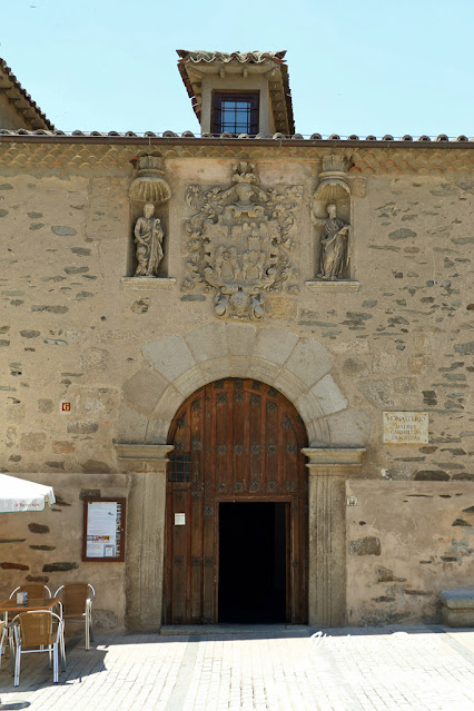 Iglesia de la Anunciación, Alba de Tormes