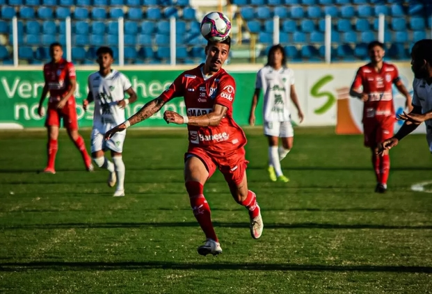 Série D: Sergipe vence o Murici na Arena Batistão