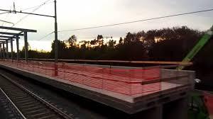 Stazione di Acilia Sud, ripresa dei lavori prevista tra circa un mese