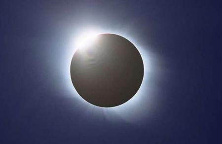 Free solar eclipse backgrounds download powerpoint tips for Eclipse html template