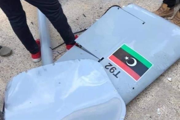 Λιβύη: Τουρκικό drone κατέρριψαν οι δυνάμεις του Χαφτάρ