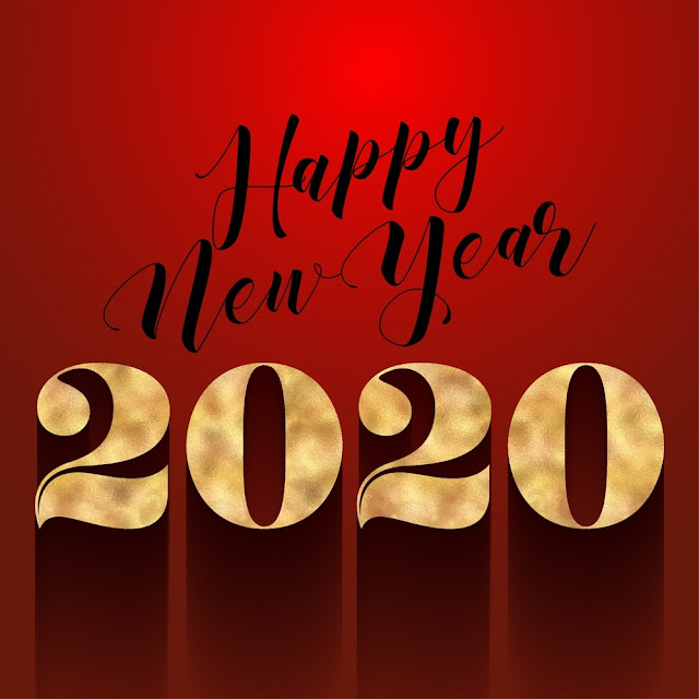 Happy New Year 2020 Images, Wallpapers 18