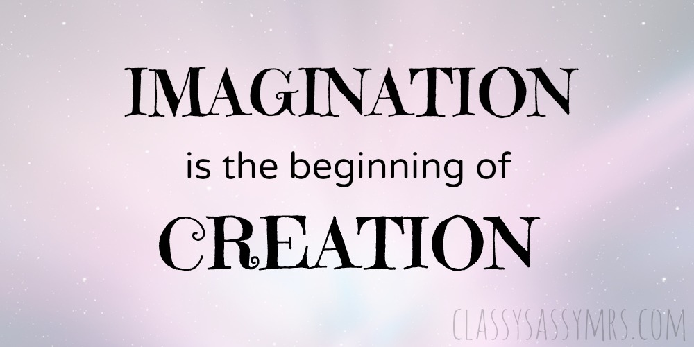 The Moy Life: Inspiring A Child's Imagination With