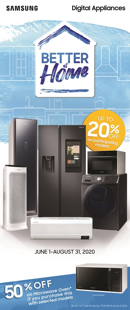 Samsung Appliances, sale