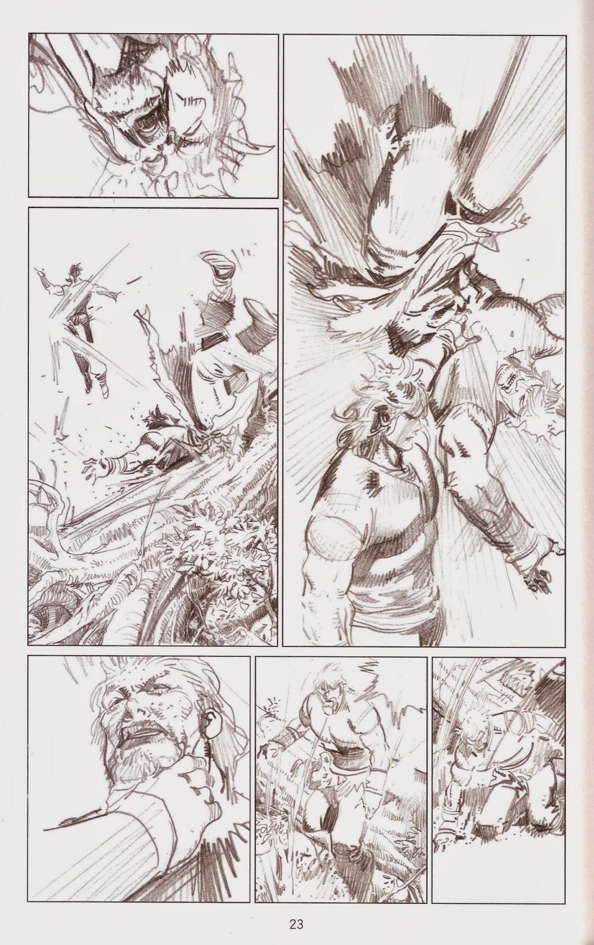 Phong Vân chap 675 - Trang 21