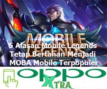 5 Alasan Mobile Legends Tetap Bertahan Menjadi MOBA Mobile Terpopuler