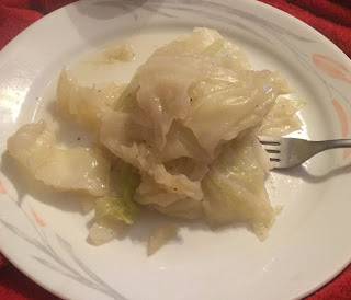 how to make southern cabbage, Southern style cabbage, boiled cabbage recipe, recipe for how to boil cabbage, a recipe for all cabbage haters,