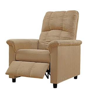 slim recliner chair