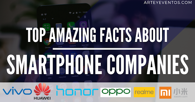 Top Amazing Facts About Mobilephone companies