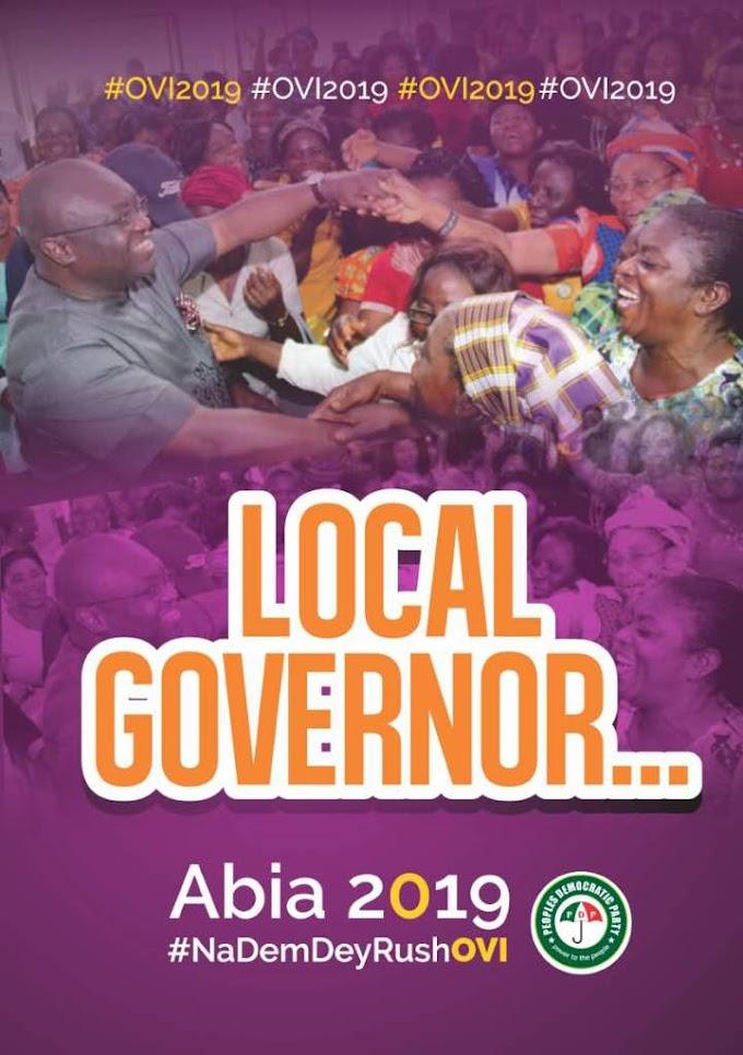 THE SECOND COMING OF @GovernorIkpeazu.