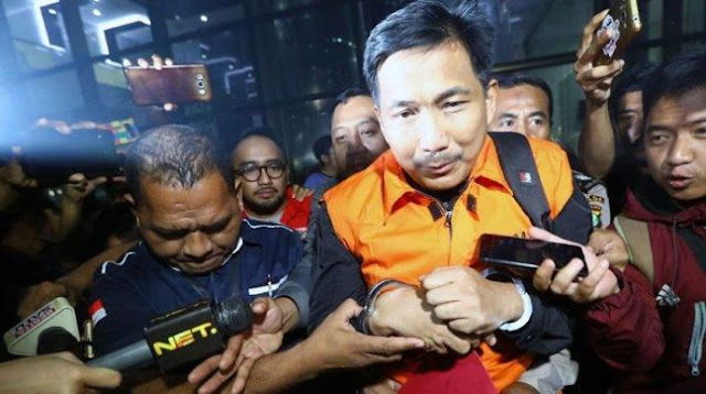BW Curiga Kasus Bowo Sidik terkait Pilpres 2019
