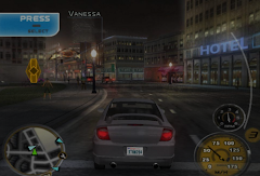 PSP Game - Midnight Club 3 - Dub Edition