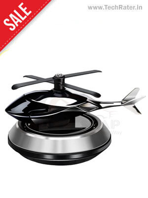 Helicopter Shape Air Freshener for car and SUV