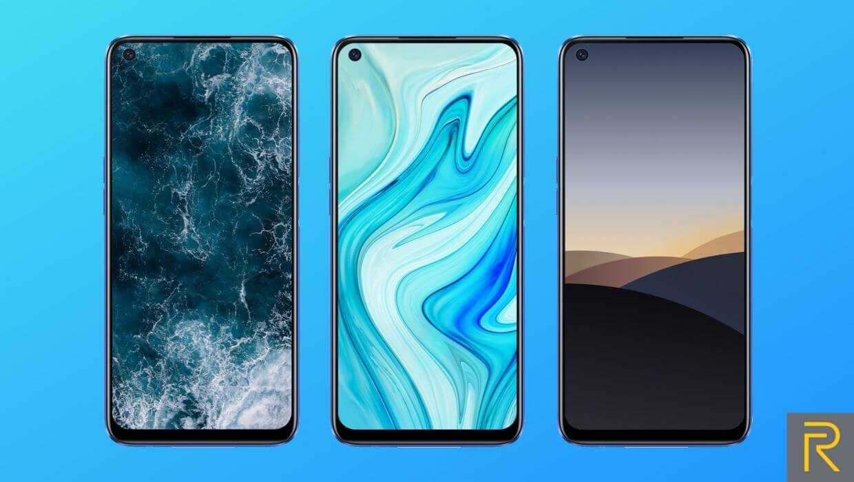 Realme 6 & 6 Pro Wallpapers Collection for All Devices