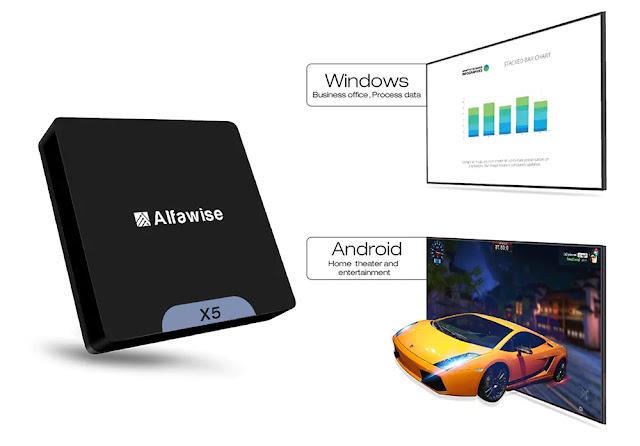 Alfawise X5 mini PC
