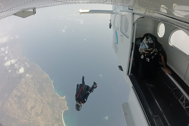 Test PISQ Sardegna campionessa paracadutismo
