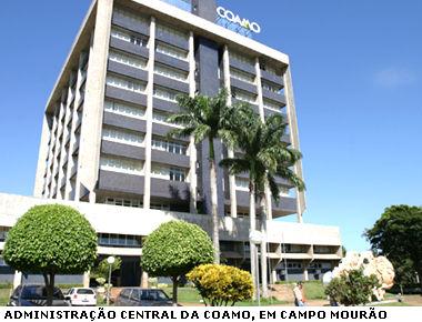 Administração Central Coamo Campo Mourão