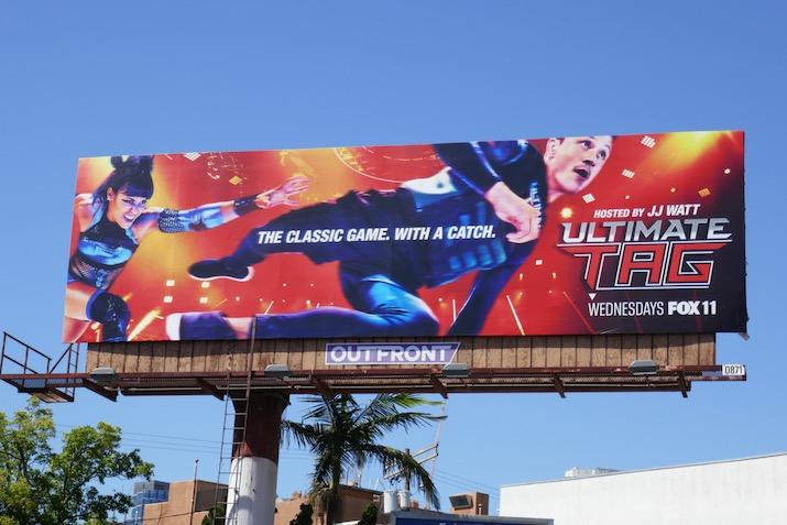 Ultimate Tag series premiere billboard
