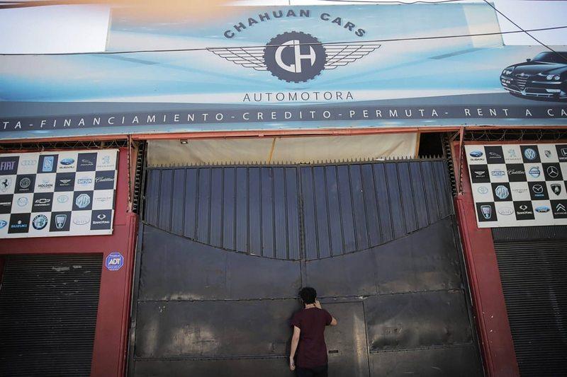 Historia del concejal Chahuán acusado de organizar saqueo en La Calera