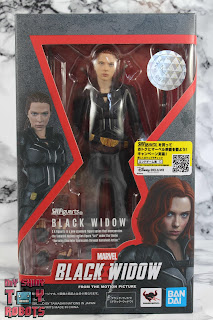 SH Figuarts Black Widow (Solo Movie) Box 01