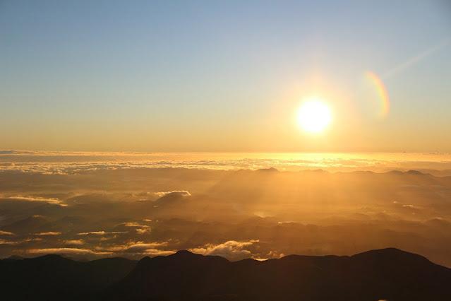 sol natureza gratidão