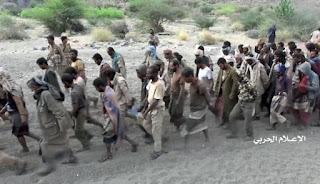 Pemberontak Syiah Houtsi Tahan 20.000 Orang Di 790 Penjara Yaman