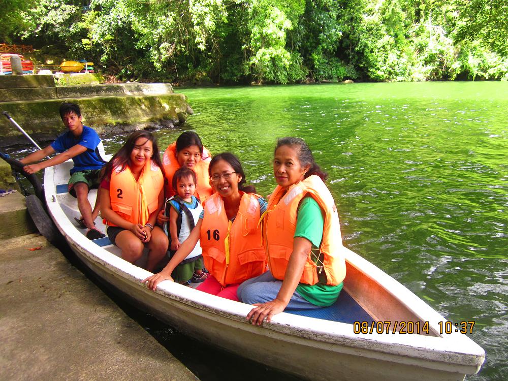 bulusan lake history