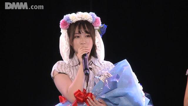 SKE48 'Saishuu Bell ga Naru' 191009 KII6 LOD 1830 DMM (Mizuno Airi Birthday)