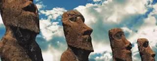 معلومات مثيرة عن جزيرة الفصح الموجود عليها تماثيل مواي الغامضة