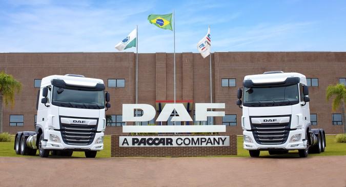 DAF Caminhões Brasil abre 30 vagas para profissionais habilitados na categoria B