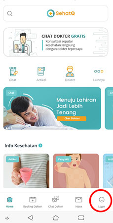 SehatQ.Com Platform Kesehatan Digital Terbaru 4