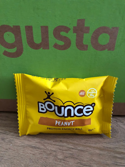 Bounce Energy Ball so tasty but expensive.