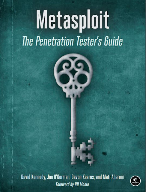 Metasploite-The Penetration Tester's Guide