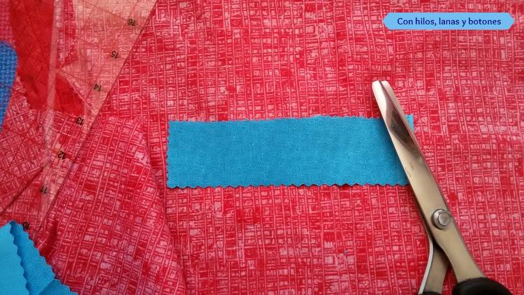 Con hilos, lanas y botones: tutorial camiseta elefante