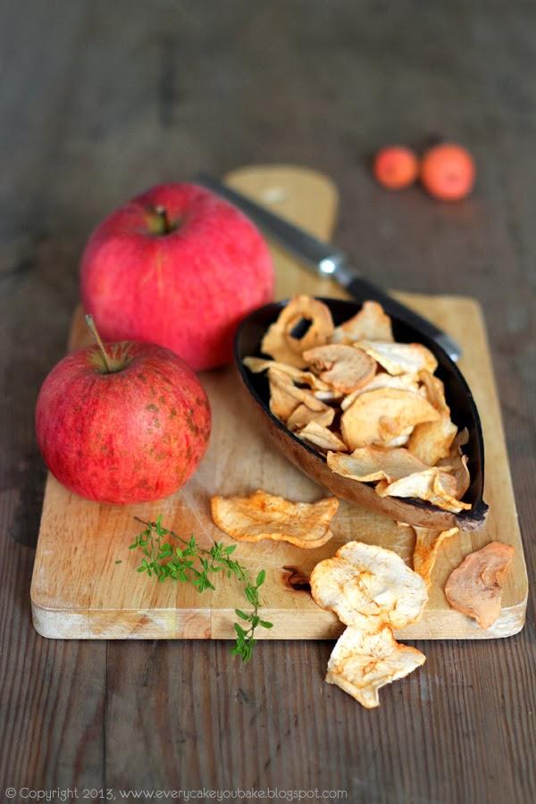 gęsia pierś z suszonymi jabłkami i plackiem selerowo-cukiniowym - gęsina