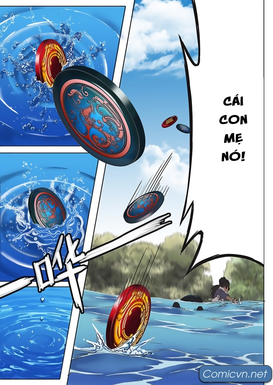 Thiên Cơ Lệnh trang 14