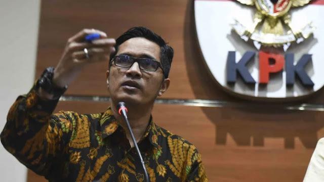 KPK Sesalkan Bantuan Air untuk Korban Bencana Dikorupsi Pejabat PUPR