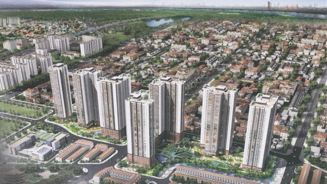 Bán căn hộ raemian city