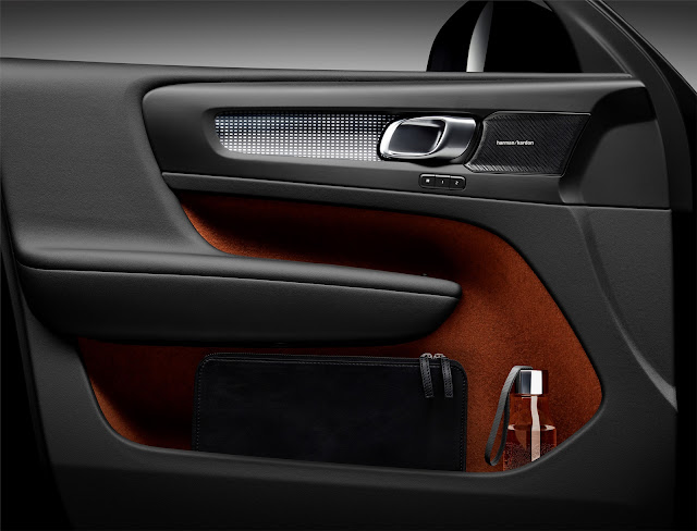 Volvo XC40 chega ao Brasil por R$ 169.950: detalhes, preços e versões