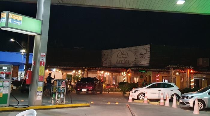 Restaurante Bode da Anita não sofreu incêndio e está funcionando normalmente; chamas eram em churrasqueira e estavam sob controle - Portal Spy
