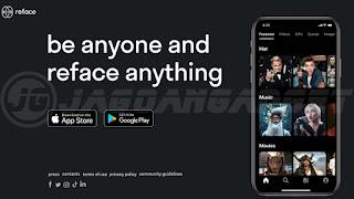 Aplikasi ReFace App