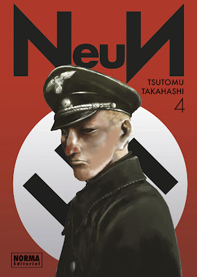 Review de NeuN vols. 4 y 5 de Tsutomu Takahashi - Norma Editorial