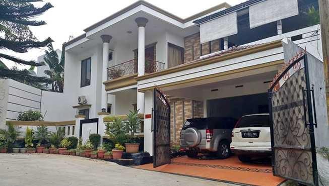 Model Depan Rumah Modern