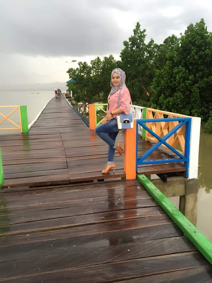 Tracking Mangrove, Wisata Alam di Pusat Ibu Kota Sulawesi Tenggara