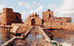 معالم أثرية في لبنان
