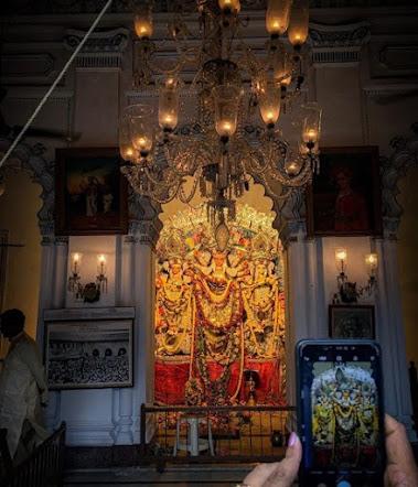 Sovabazar Rajbari Durga Puja