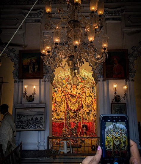 Sovabazar Rajbari Durga Puja - A Tryst With Heritage And History